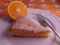 Double Orange Cake