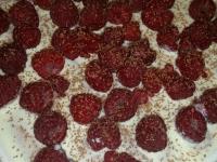Raspberry & Mascarpone Sponge Pudding