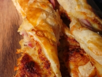 Cheese & Bacon Twists