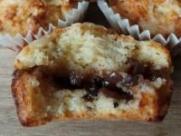 Cheese & Chutney Muffins