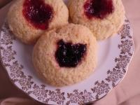 Jammy Biscuits