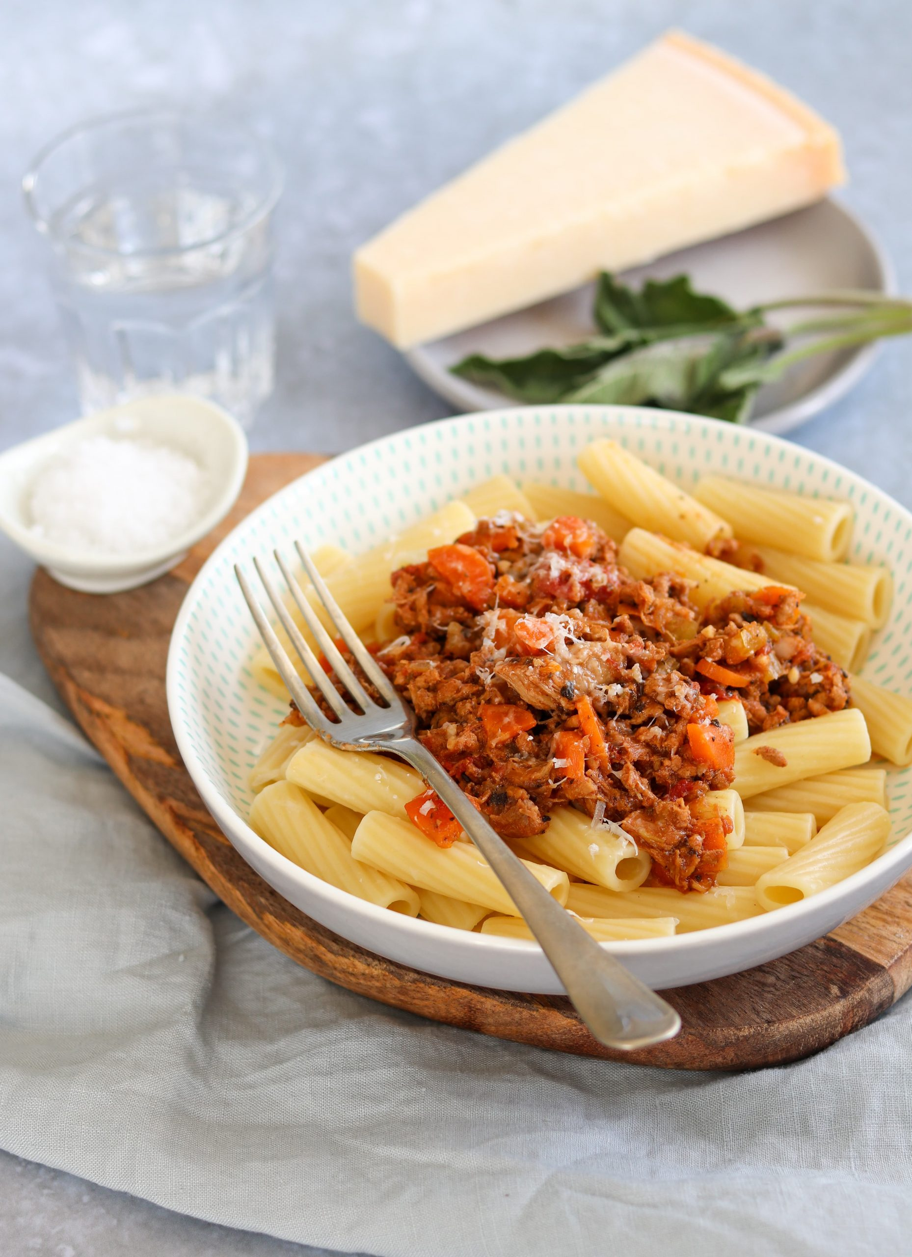 Slow Cooker Pork & Sage Ragu